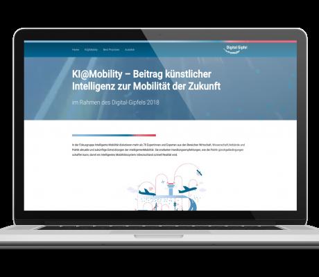 KI@Mobility – Beitrag künstlicher Intelligenz zur Mobilität der Zukunft