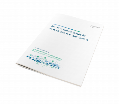 5G-Anwendermodelle für industrielle Kommunikation