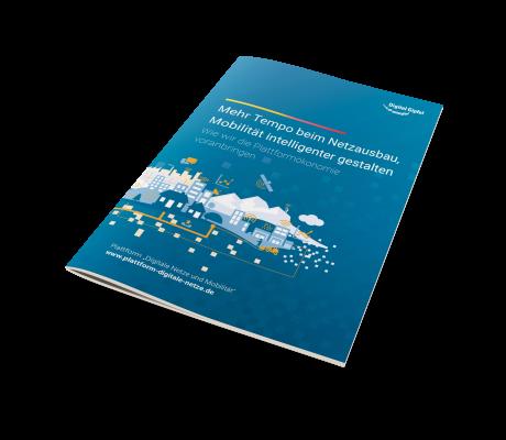 Mehr Tempo beim Netzausbau, Mobilität intelligenter gestalten – Wie wir die Plattformökonomie voranbringen