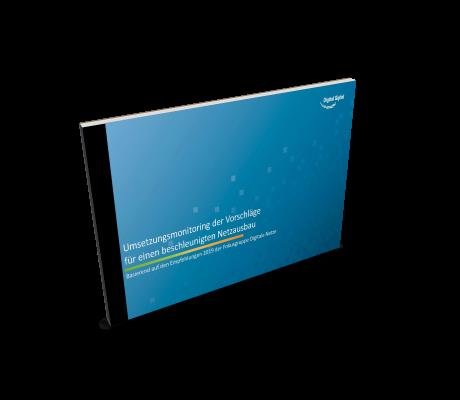 Umsetzungsmonitoring der Vorschläge für einen beschleunigten Netzausbau
